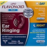 Lipo-Flavonoid Day and Night Combo Kit | Contains #1 ENT Doctor Recommended Lipo-Flavonoid Plus and Lipo-Flavonoid Night…