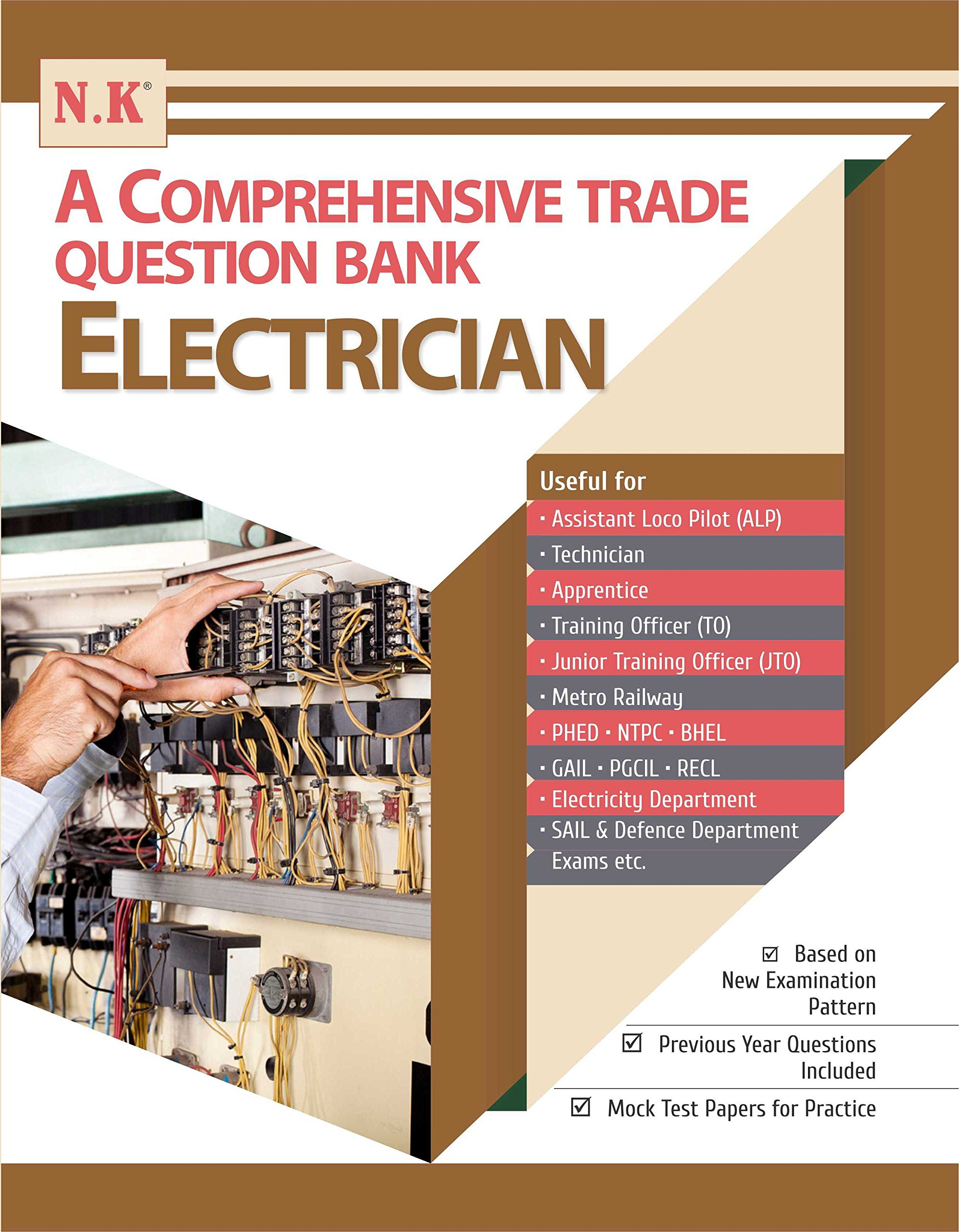 Iti Electrician Theory Question Paper Pdf