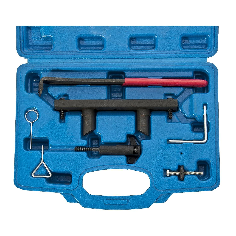 SLPRO Motor Cadena de impuestos dientes Cambio de correa Ajuste herramienta 2,0 FSI Tfsi: Amazon.es: Coche y moto