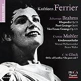 K. Ferrier / Brahms, Mahler, Gluck