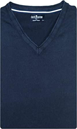 pull homme cafe coton
