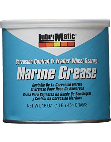 LubriMatic 11404 Marine Trailer Wheel Bearing and Corrosion Control Grease, 16 oz. Can