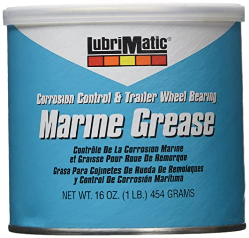 LubriMatic 11404 Marine Trailer Wheel Bearing and Corrosion Control Grease