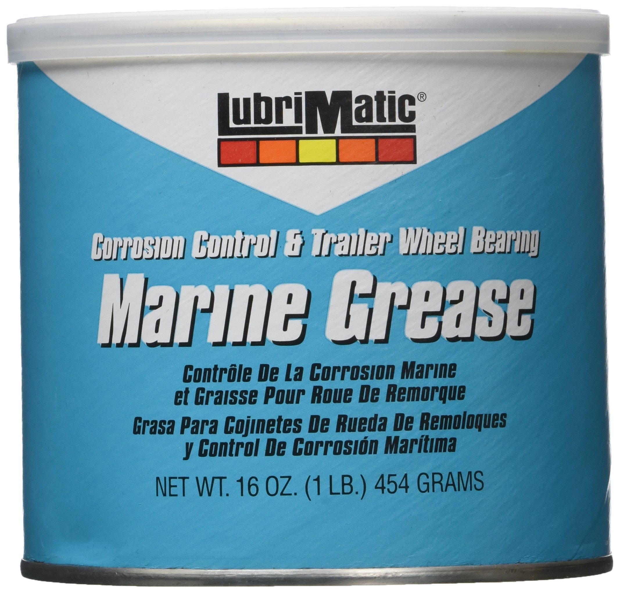 LubriMatic 11404 Marine Trailer Wheel Bearing and Corrosion Control Grease, 16 oz. Can product