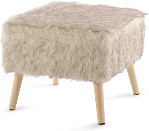 Cheer Collection 17″ Square Ottoman