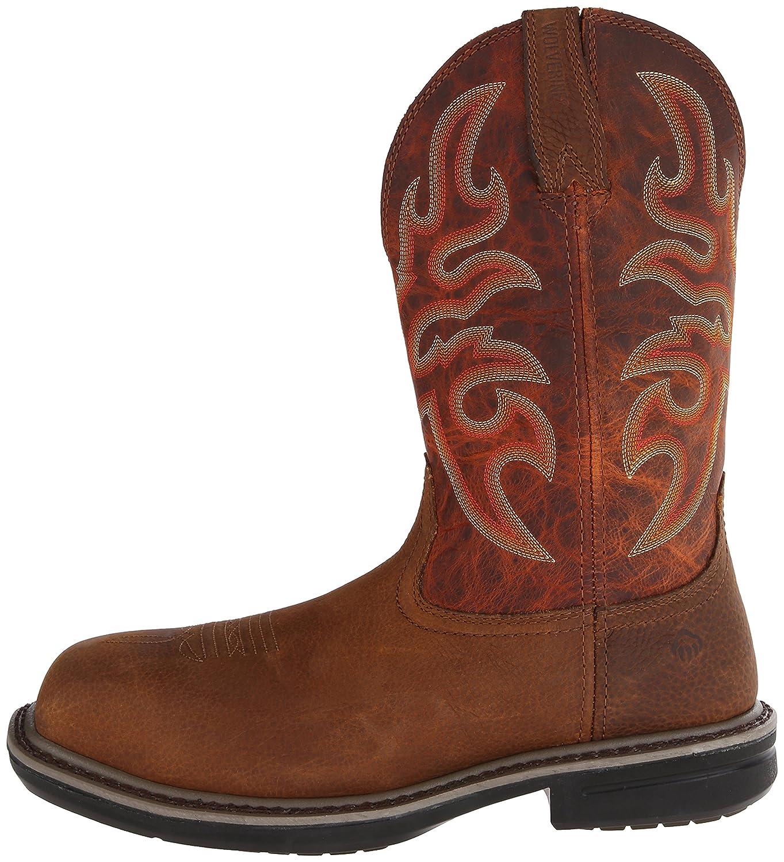 83d3b357918 Amazon.com | Wolverine Men's W10380 Roscoe-M | Boots