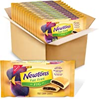 Newtons Fat Free Soft & Fruit Chewy Fig Cookies, 12 - 10 oz Packs