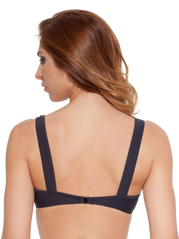 Evelyn Sujetador Bikini CONIL SARJ Negro 90: Amazon.es: Ropa y accesorios