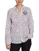TOM TAILOR POLO TEAM Damen Bluse, 20171490073/polo team aop blouse