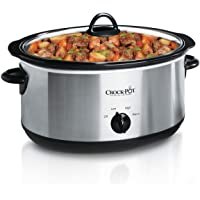 Deals on Crock-Pot 7-Quart Oval Manual Slow Cooker