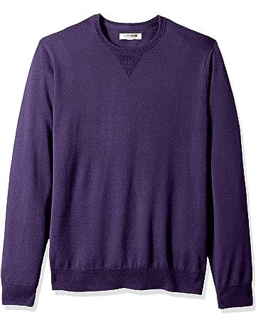 5fcf2c1c5 Amazon Brand - Goodthreads Men s Merino Wool Crewneck Sweater
