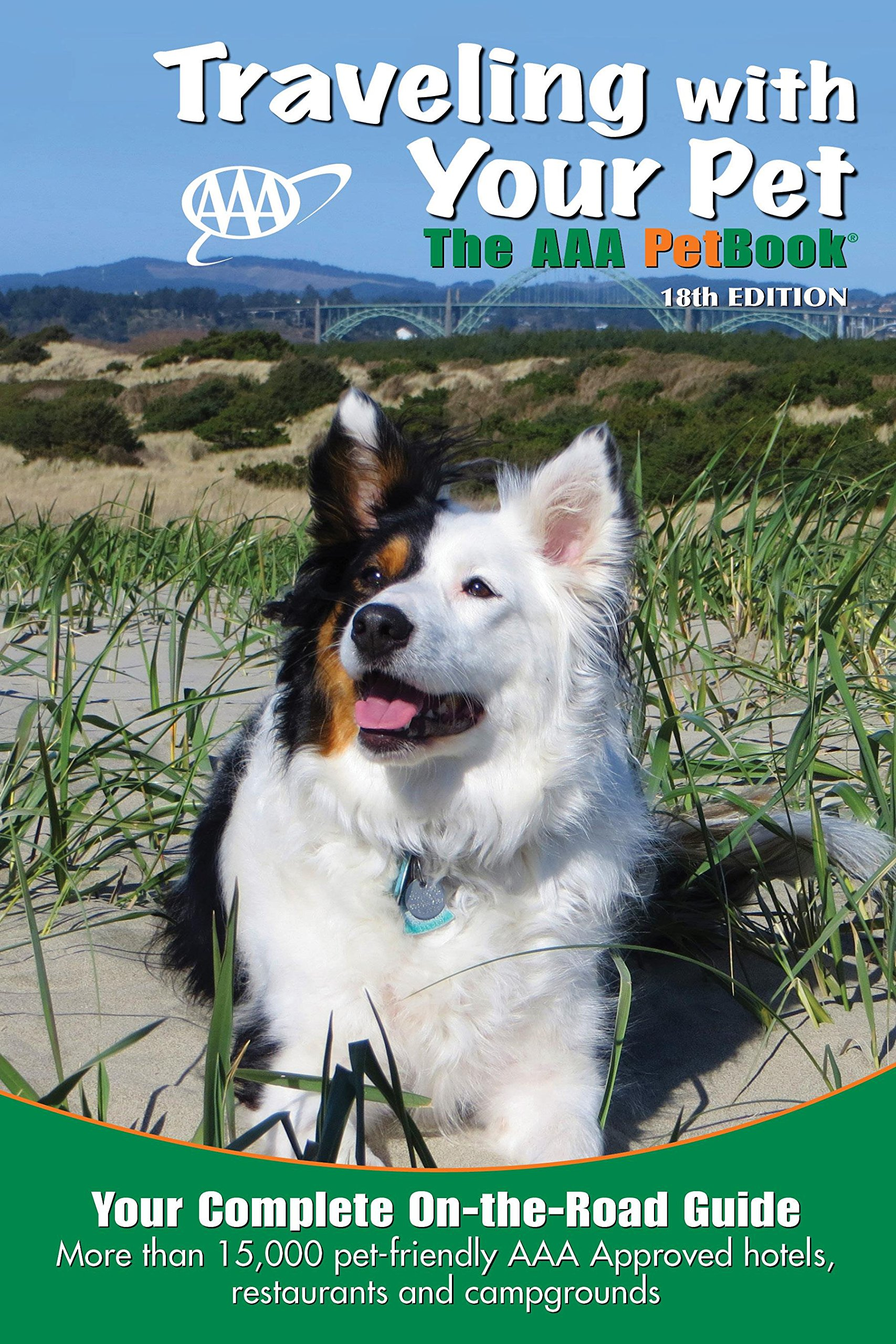 Traveling With Your Pet: The AAA PetBook by AAA