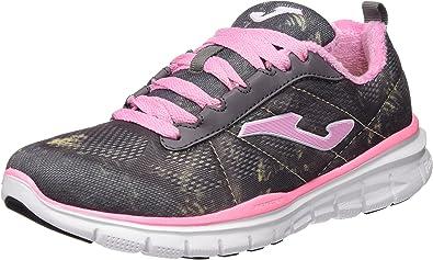 Joma C.Tempo Lady 624 Marron - Zapatillas de Deporte Mujer: Amazon.es: Zapatos y complementos