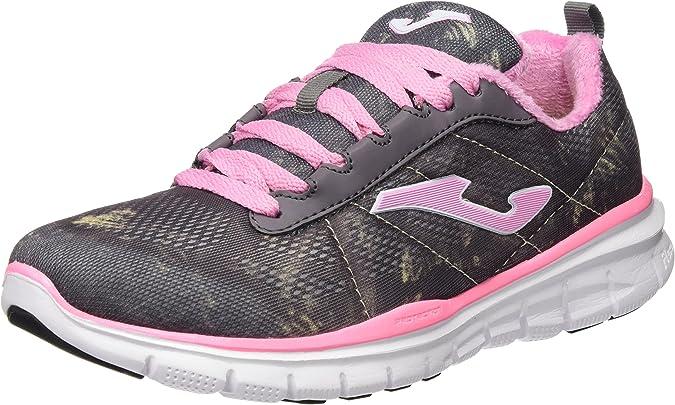 Joma C.Tempo Lady 624 Marron - Zapatillas de Deporte Mujer: Amazon ...