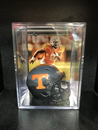 2af73461bac Tennessee Volunteers NCAA Smokey Gray Helmet Shadowbox w/ Derek Barnett card