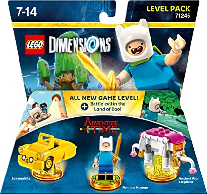 Warner Bros Interactive Spain Lego Dimensions: Adventure Time ...