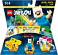Figurine 'Lego Dimensions' - Adventure Time - Pack Aventure