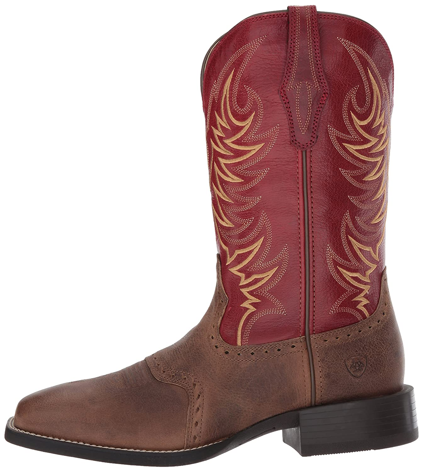 Ariat Men's Sport Sidewinder Work Boot B01N26MXDT 8.5 D(M) US|Baked Brown