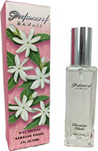 Hawaiian Pikake Mist Cologne - Perfumes of Hawaii - 2 FL OZ