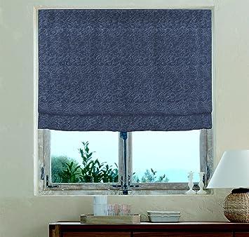 Maison Decor Sara Rollo paqueto Kette 105x5x175 cm blau: Amazon.de ...
