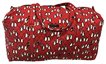 62c8032105 Image Unavailable. Image not available for. Color  Vera Bradley Large  Duffel Bag ...