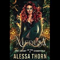 Medusa: The Court of the Underworld (Book 2): A Paranormal Greek Gods Romance (The Gods Universe)