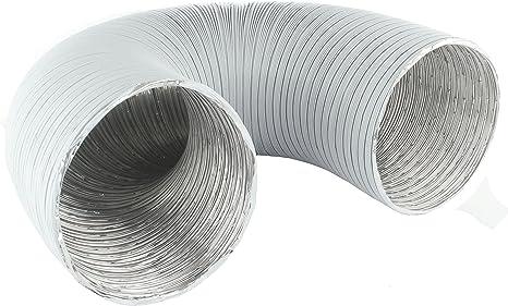 Alu-Flex-Rohr /Ø 125 Alurohr Flexschlauch 1 Meter