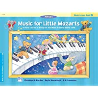 Music for Little Mozarts Music Lesson Book, Bk 3: A Piano Course to Bring Out the Music in Every Young Child