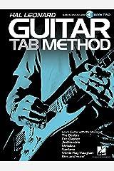 Hal Leonard Guitar Tab Method - Book 2 Kindle Edition