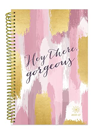 amazon com bloom daily planners 2016 17 academic year daily