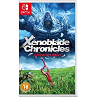 Xenoblade Chronicles: Definitive Edition (Nintendo Switch) - UAE NMC Version