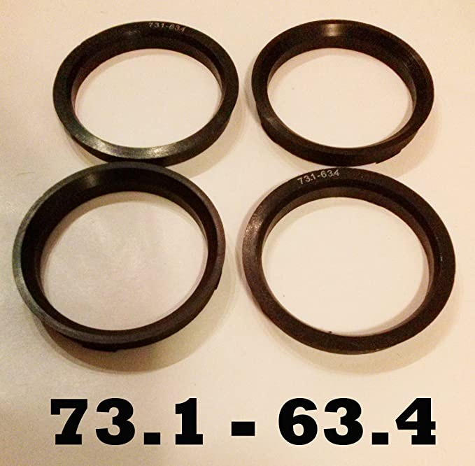 63.4-75.0 ALUMINIUM Spigot Rings
