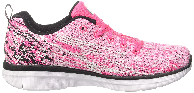 Skechers Synergy 2.0-High Spirits, Zapatillas para Niñas: Amazon.es: Zapatos y complementos