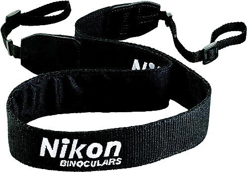 Nikon 6117 Compact Binocular Strap, Black