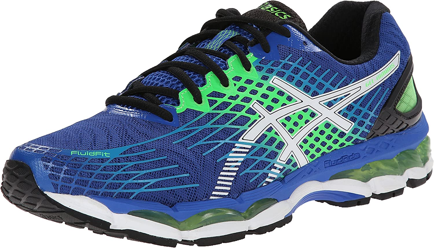 ASICS Men s Gel Nimbus 18 Running Shoe