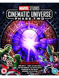 Marvel Studios Cinematic Collection Phase 2