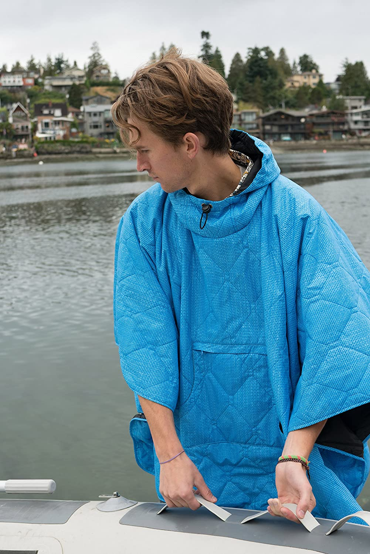 KAVU Mens Jacket Rained Out