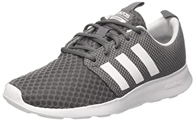 82c9a8543 adidas Men s Cloudfoam Swift Racer Running Shoes  Amazon.co.uk ...