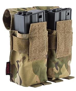 Pochette PMC Fermee doble cargador M4 Camo NP: Amazon.es ...