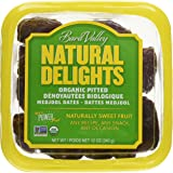 Bard Valley, Dates Medjool Pitted Organic, 12 Ounce