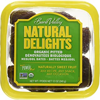 product image for Bard Valley, Dates Medjool Pitted Organic, 12 Ounce