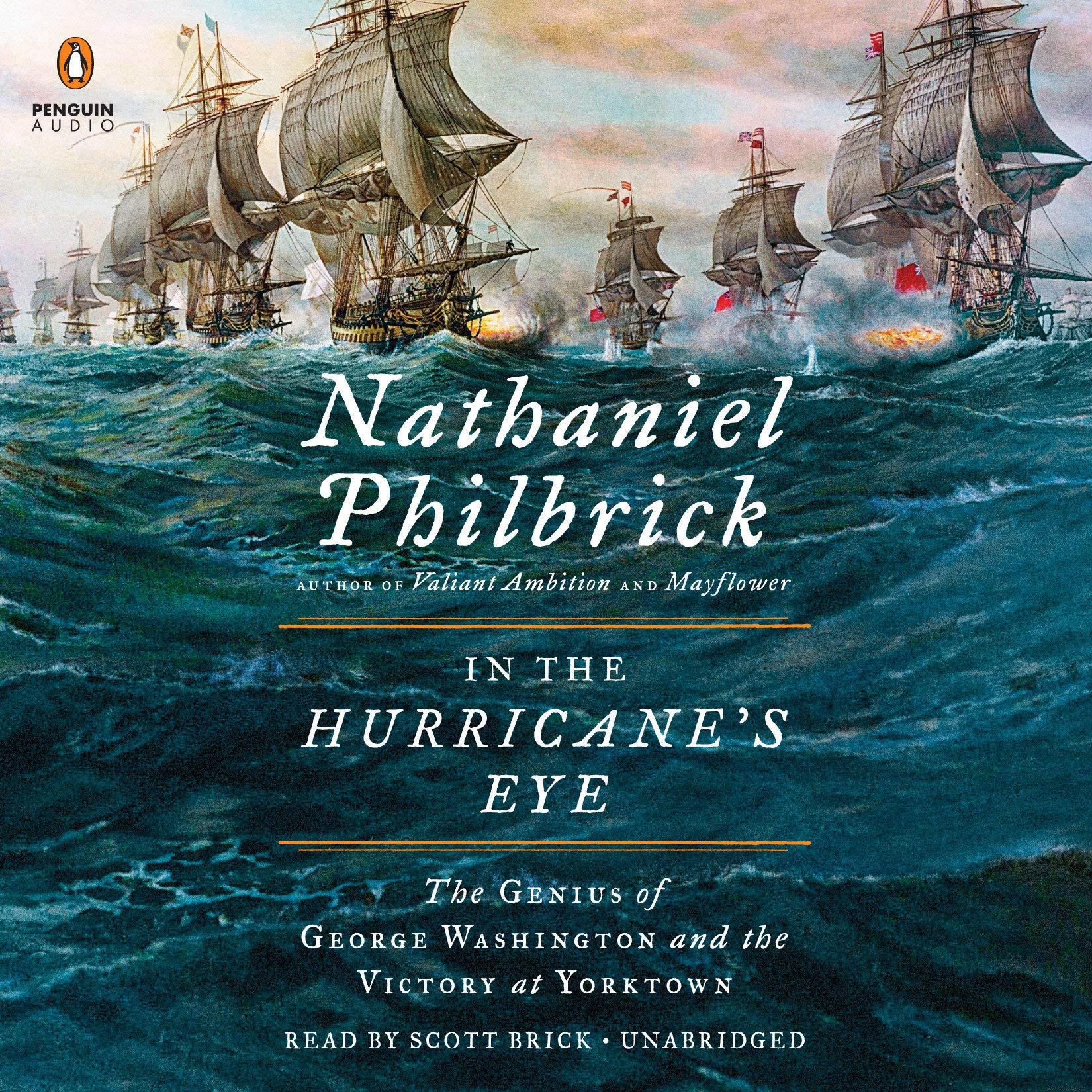 In the Hurricanes Eye: The Genius of George Washington and ...