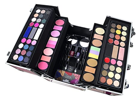 fedf65237 The Color Workshop Maletín de Maquillaje Completo - 1 pack: Amazon ...