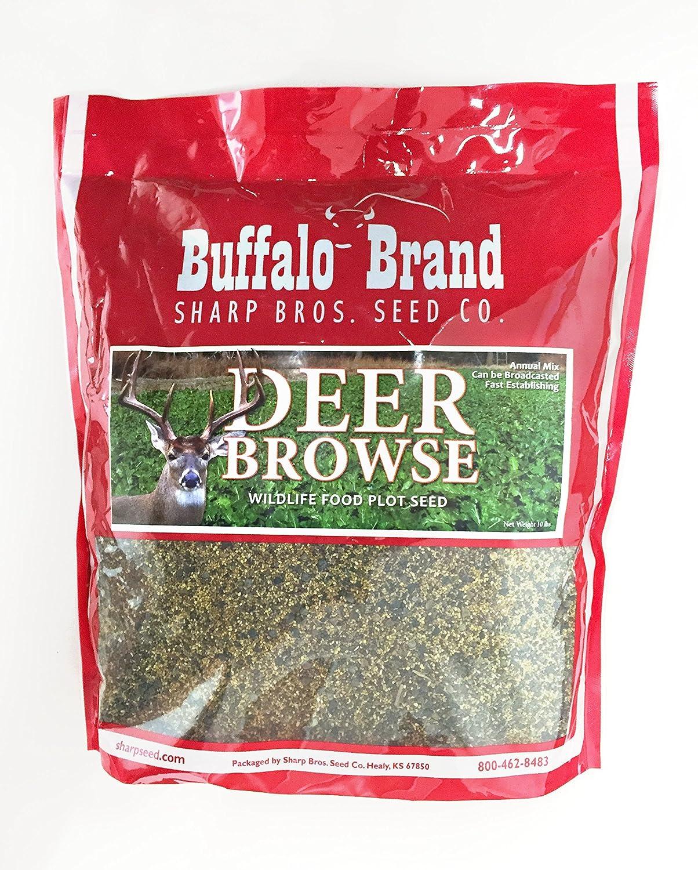 Deer Browse - Deer Food Plot by Sharp Bros. Seed Company