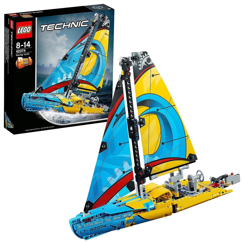 LEGO Technic 42074 - Rennyacht, Set fü r geü bte Baumeister LEGO®