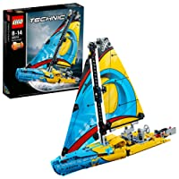 LEGO UK - 42074 Technic Racing Yacht Advanced Building Set