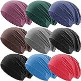 69a714e2a80a22 EINSKEY Mützen Herren Damen Sommer Dünn Beanie Kopfbedeckung für ...
