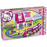 Mookie Toys - Tren de juguete Hello Kitty (Androni Giocattoli A8652HK) [Importado de Italia]
