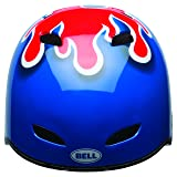 Bell Pint Bike Helmet - Red Flames