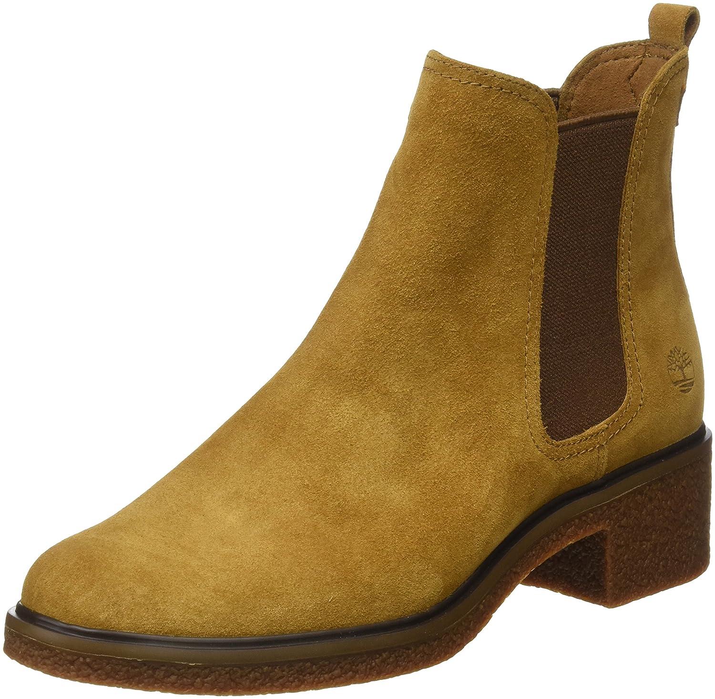 dd1178035f4afd Timberland Damen Brinda Double Gore Chelsea Pull-on Chukka Boots